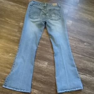 Hydraulic Jeans - Hydraulic Light Washed Slightly Distressed Jeans